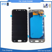 Change OLED For Samsung Galaxy J5 2017 J530 SM J530F LCD Display Touch Screen Digitizer Assembly