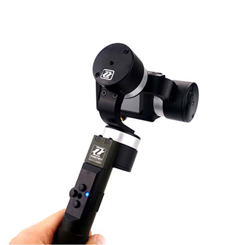 Original Zhiyun Z1-Pround Hiden Wire 3-Axis Handheld Camera Gimbal for Gopro 3 / Gopro 4 Free shipping