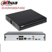 Dahua Original DH NVR4104HS P 4KS2 Ip Network Video Recorder HD H 265 4ch Connected NVR