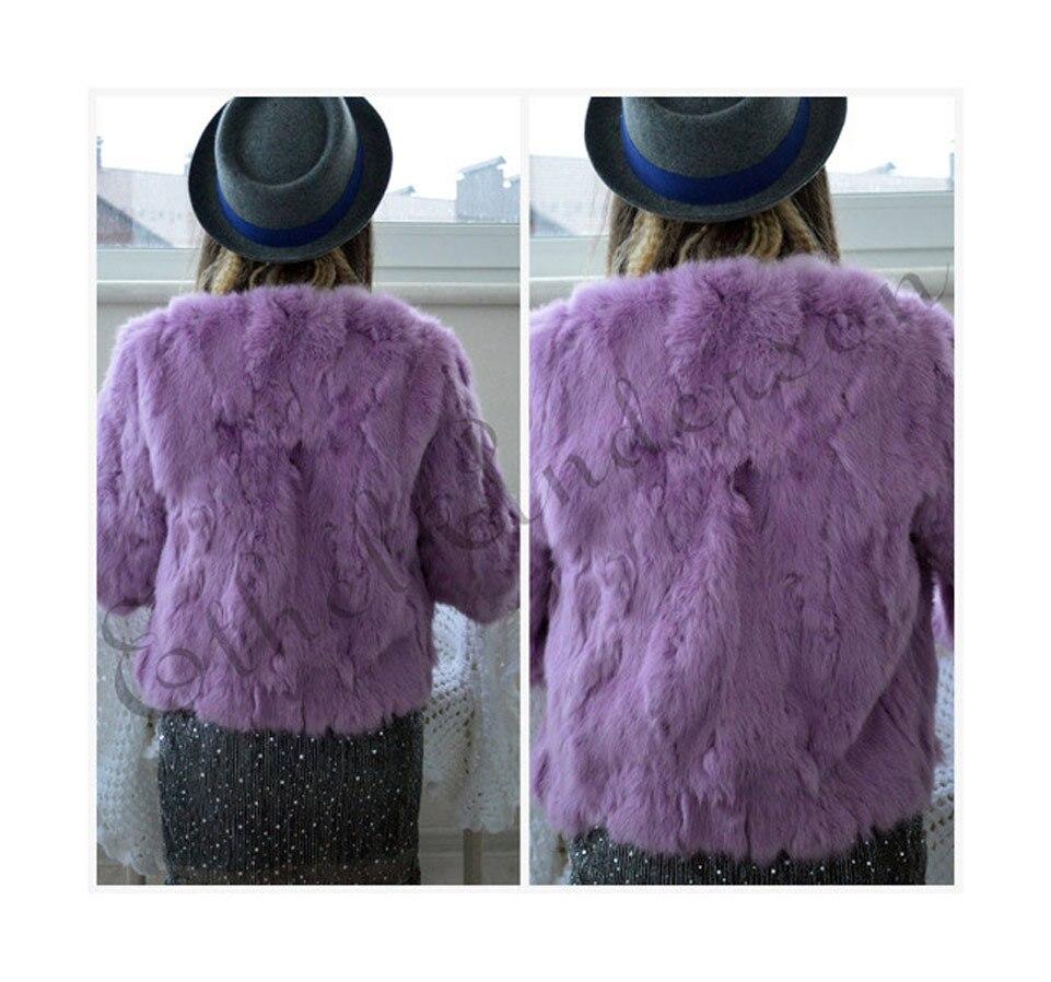 HTB1XUL5fGQoBKNjSZJnq6yw9VXaZ ETHEL ANDERSON 100% Real Rabbit Fur Women's Real Rabbit Fur Coat/Jacket Outwear Beauty Purple Color XXXL Size Coat
