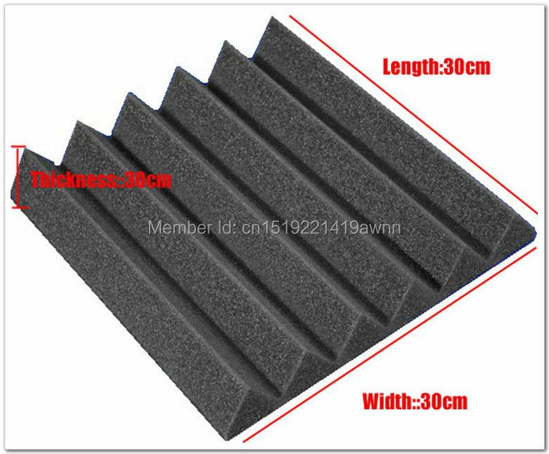 Tiles Wedge Acoustic 24pieces