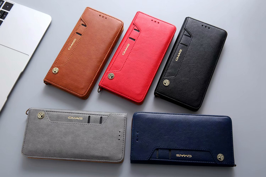 for huawei P20 lite leather case (2)