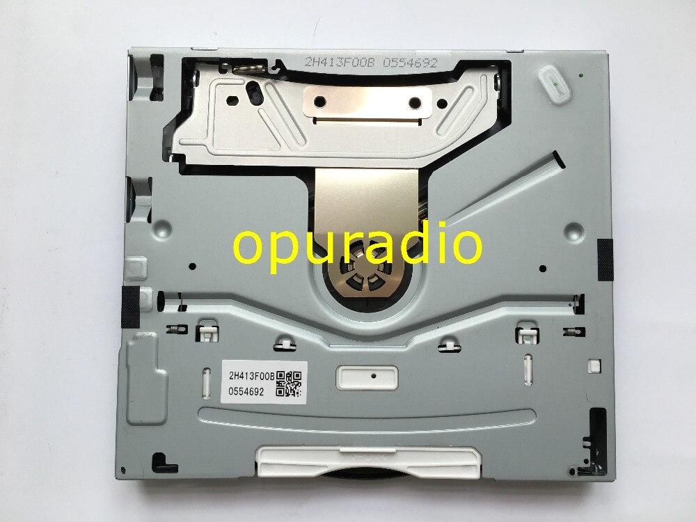 100 Original new Matsushita single DVD navigation drive loader RAE3370 mechanism for Mazda FF66 FF60 Mazda