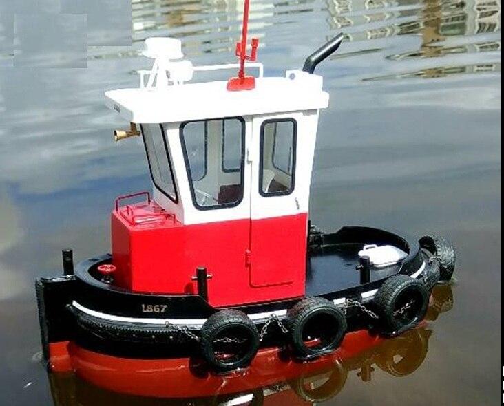 Model NIDALE skala 1/18 push Model łodzi zestaw symulacja elektryczny Model statku angielski podręczniki w Zestawy modelarskie od Zabawki i hobby na  Grupa 1