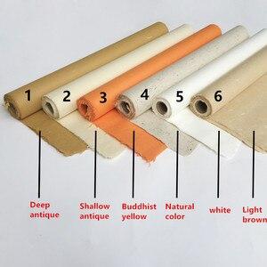 """Image 2 - סואן נייר אורז ציור הסיני סקיצה נייר רגליים חצי 6 גלם באיכות גבוהה עור בעבודת יד ציור יצירה ציטראט 180*60 ס""""מ"""