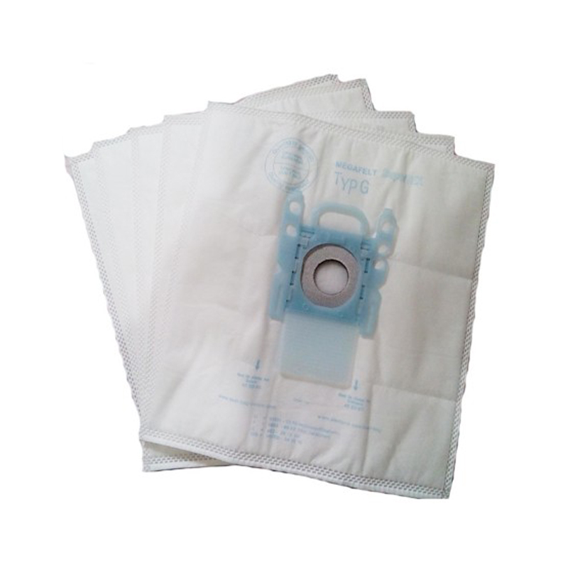 10 pieces/lot  vacuum cleaner dust bag replacement for Genuine Bosch Microfibre Type G GXXL GXL MegaAir SuperTex Dust Bags 2 pieces lot vacuum cleaner non woven s bag cloth dust bag replacement for philips cityline universe impact series