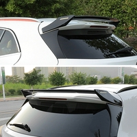 GLA45 Style ABS Rear Spoiler Wing For Mercedes GLA X156 GLA200 GLA250 GLA45 AMG Roof Spoiler Wing|rear spoiler wing|spoiler wing|roof spoiler -