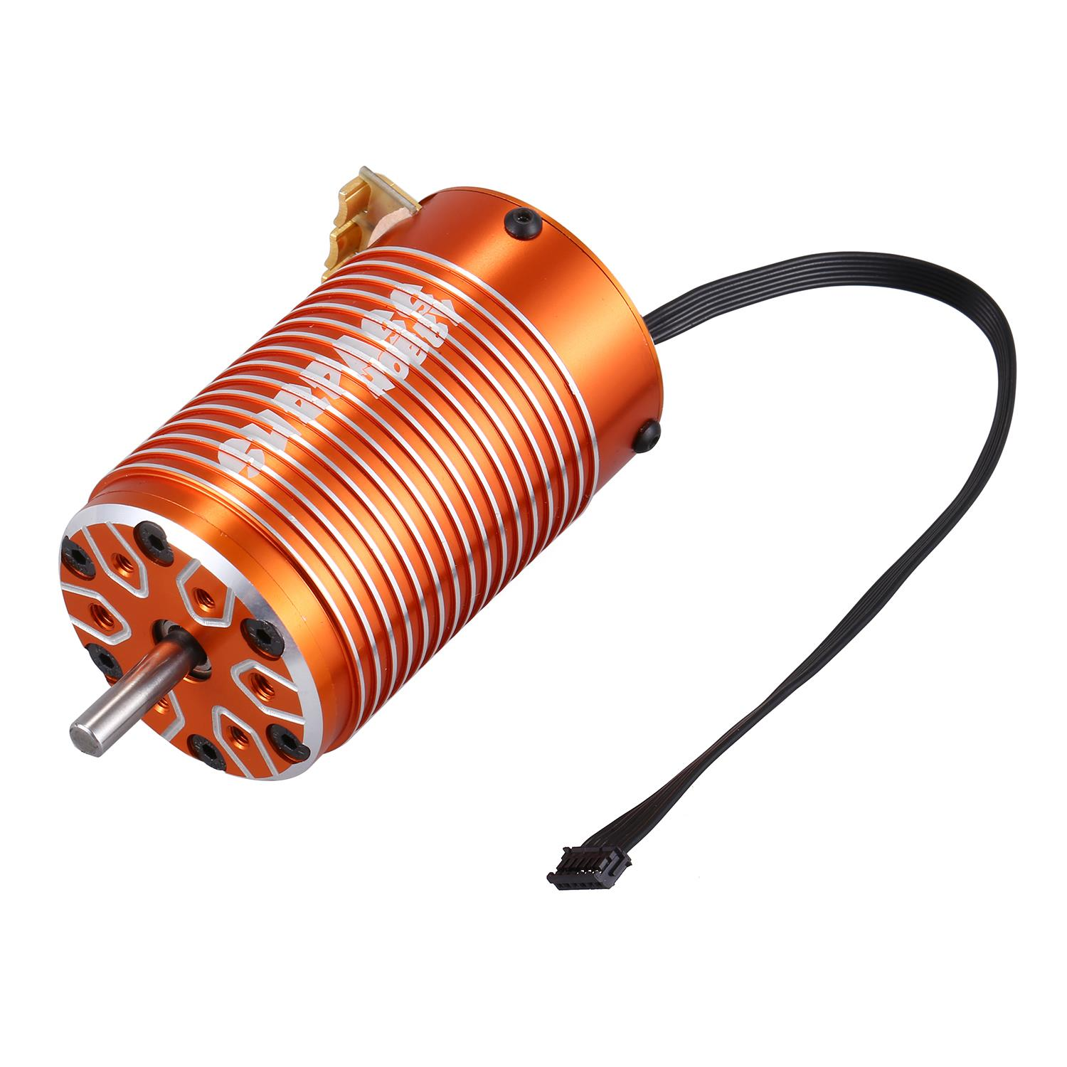 SURPASS HOBBY 4268 2650KV 4 Poles Sensored Brushless Motor for 1/8 RC Racing Car Truck Truggy On Road