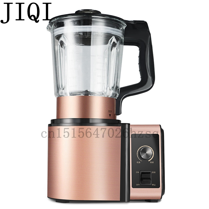 JIQI 1800W Big power household electric Cell wall-broken processor high quality Blender Juicer Food Mixer bpa free 3hp 2200w heavy duty commercial blender mixer juicer high power food processor ice smoothie bar fruit electric blender