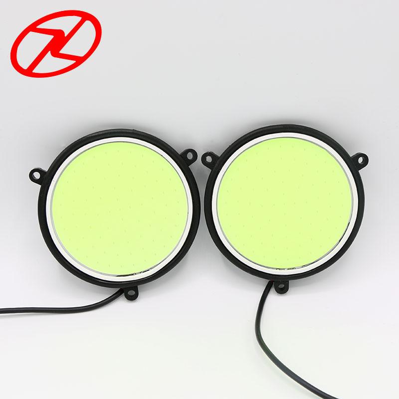 2X Υψηλή ισχύς COB Daytime Running Light 12V - Φώτα αυτοκινήτων - Φωτογραφία 2