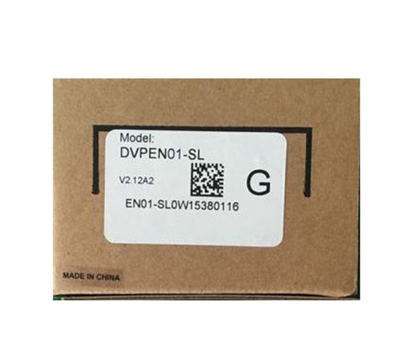 New Original DVPEN01-SL Delta PLC Ethernet communication module plc xbl c41a cnet communication module