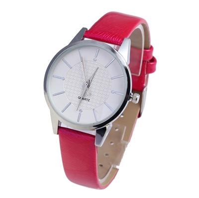 Women Wristwatch Fashion Casual Leather Strap Girl Gift Luxury Watches Relogio Feminino Ladies Fashion Jewelry Wrist Watch