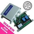 Бренд WAFER  GSM Пульт дистанционного управления  таймер  часы внутри  AC110 до 240 В  вход питания