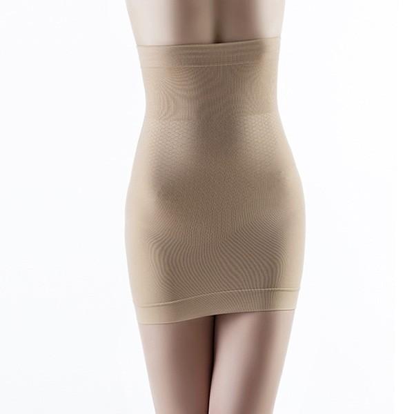 Women Slimming Body Shapers Seamless Corset Hip Waist Trainer Cincher Shapewear Skirt