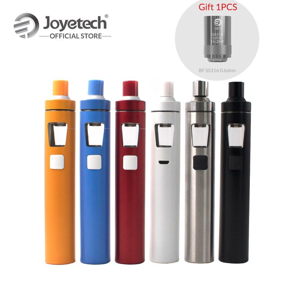 Original Joyetech eGo Aio D22 XL Kit 2300 mAh Gebaut in Batterie 3,5 ml Kapazität 0.6ohm BF SS316 Spule Dampf kit Elektronische Zigarette
