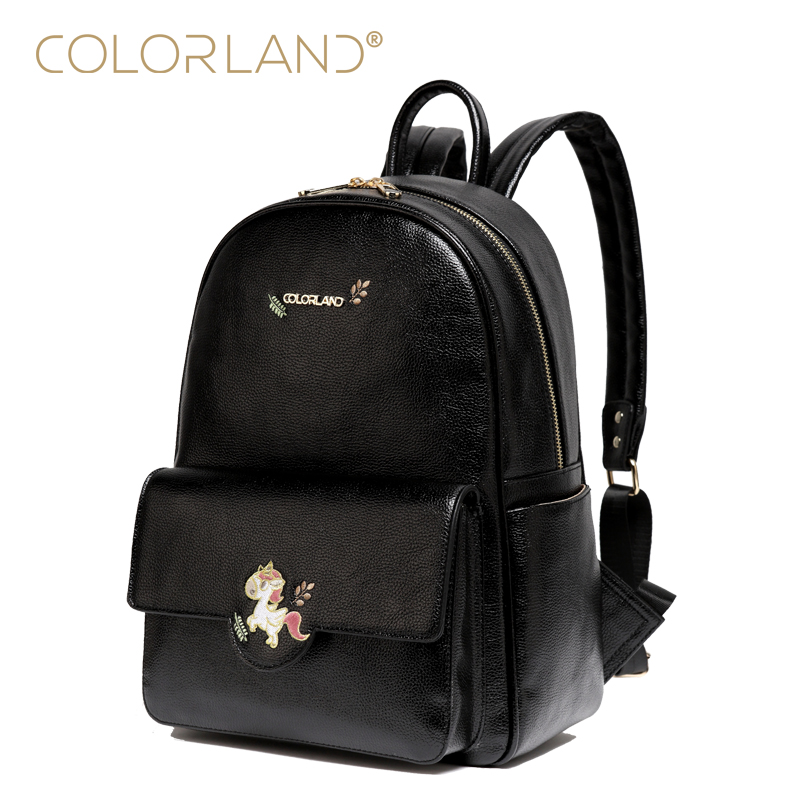 COLORLAND Designer Baby Diaper Bags for Mom Large Capacity ...