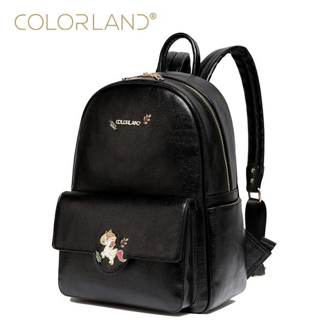 Colorland Designer Baby Diaper Bags For Mom Large Capacity Ny Maternity Bag Backpack Care