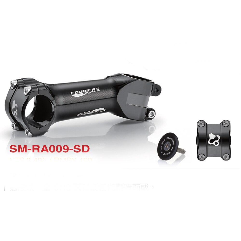 Full CNC Bike Stem MTB DH Bicycle FOURIERS 40mm 0° Ø35mm x 31.8mm w// 28.6mm Shim