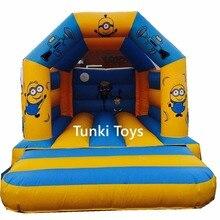 inflatable cartoon bouncer house