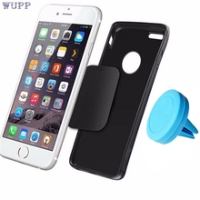 Cls Car Magnetic Air Vent Mount Holder Stand for Mobile Cell Phone iPhone GPS UF Jun16