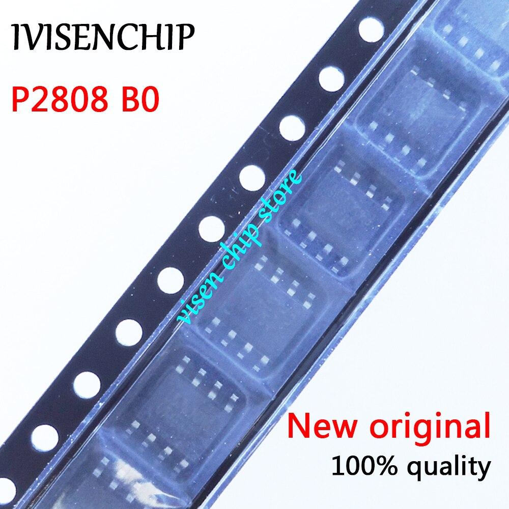 5pcs P2808 B0    P2808 BO  P2808B0 P2808BO MOSFET SOP-8