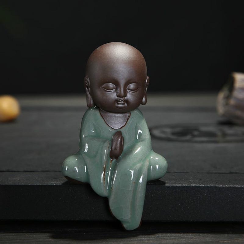Buda estátua monge estatueta tathagata índia yoga