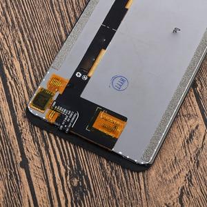 "Image 5 - Ocolor ل Elephone A4 شاشة الكريستال السائل و شاشة تعمل باللمس 5.85 ""ملحقات الهاتف المحمول ل Elephone A4 برو LCD + أدوات و لاصق"