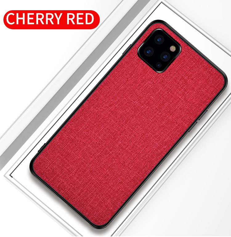 Joliwow Fabric Case for iPhone 11/11 Pro/11 Pro Max 19
