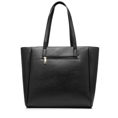 REALER bag sets women handbag casual artificial leather tote bag large shoulder bags+ladies solid handbags+small purse Islamabad