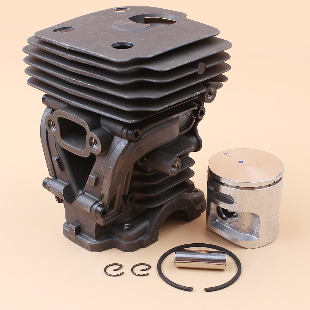 Piston 450e Jonsered 445e Engine Kit Cylinder Parts HUSQVARNA 44mm Chainsaw CS2245 Fit 445 CS2250 S Motor 450
