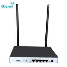 Routeur réseau WiFi 300Mbps soutien VPN boîtier métallique sans fil 2.4GHz 64 mo meilleur 192.168.1.1 modem câble wifi
