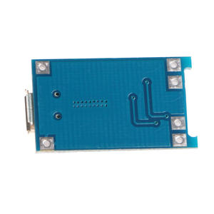 Lithium-Battery-Charging-Board-Module Support 18650 Protection 5V 1A Micro USB