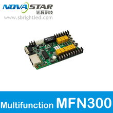 NOVAstar multifunction card MFN300 controller nova for LED RGB full color led display video wall screen