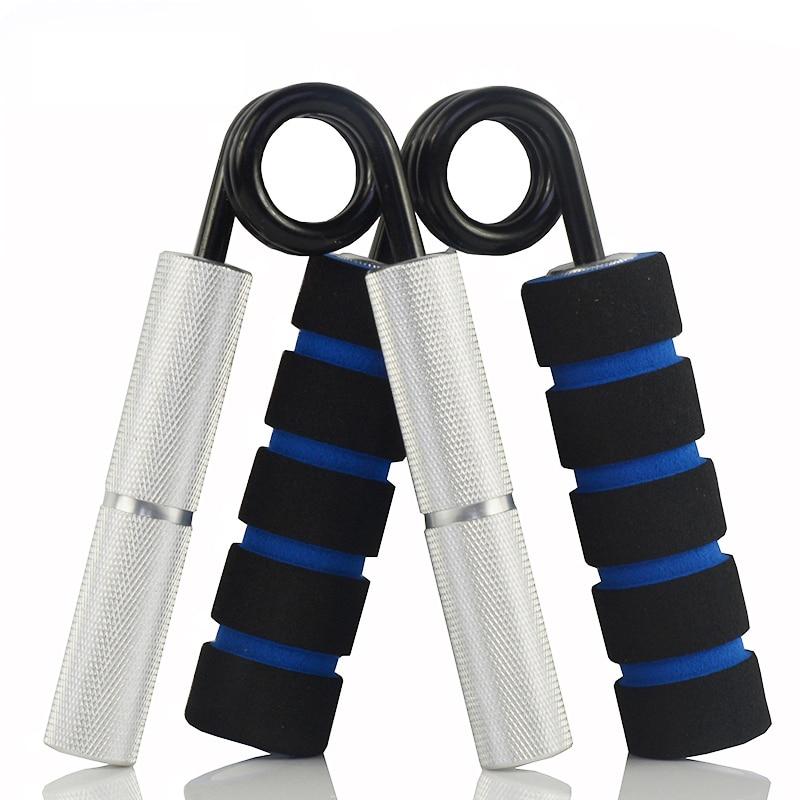 100 libras a 350 libras novos apertos de mão aumentar a força mola dedo pitada expansor mão um tipo prendedor exercitador