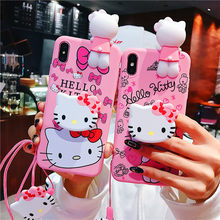 brand new 731ca 9c0d4 Popular Hello Kitty Phone Cover-Buy Cheap Hello Kitty Phone Cover ...