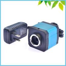Buy H.264 HDMI USB 14MP Microscope Camera Industrial Video Camera 8X Digital Zoom 720p 60hz Video Output