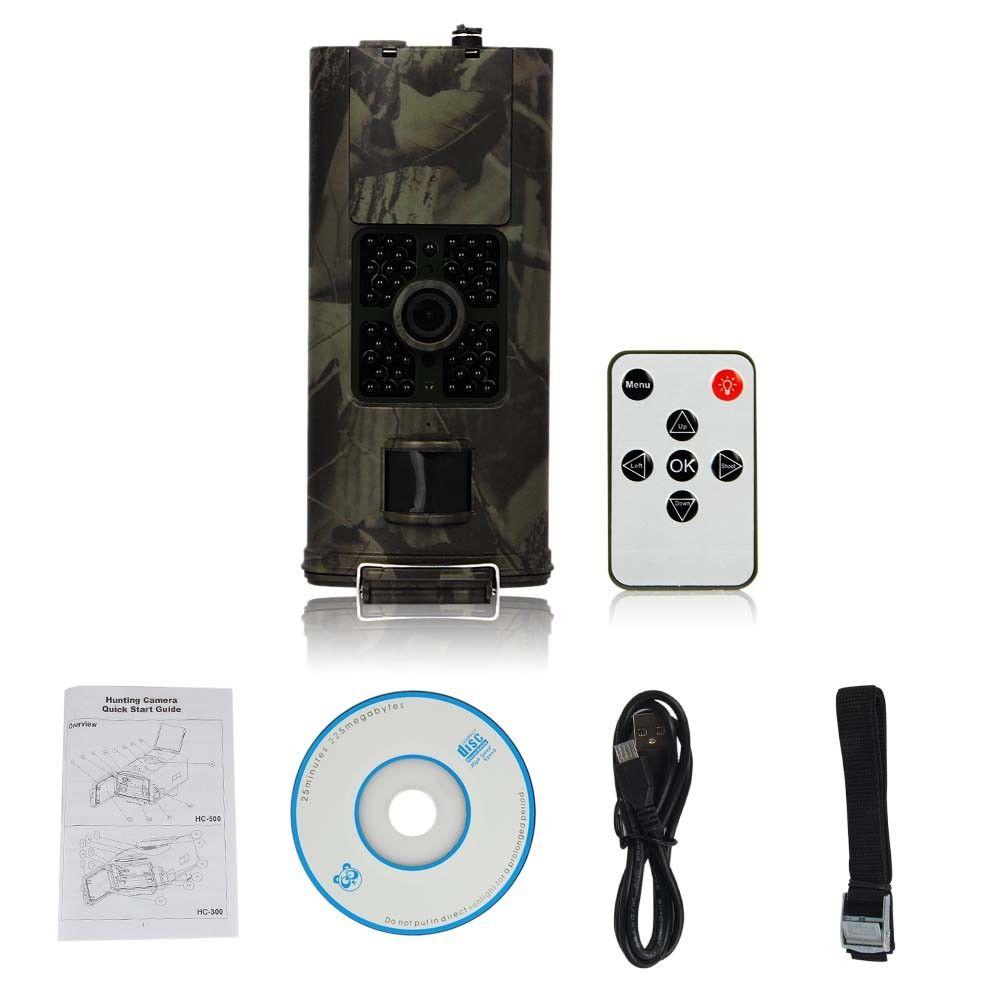 Suntek HC700A caméra sauvage Chasse HD 16MP 940nm caméra de Chasse à Vision nocturne 1080 P caméra de suivi d'animaux sauvages piège Photo - 6