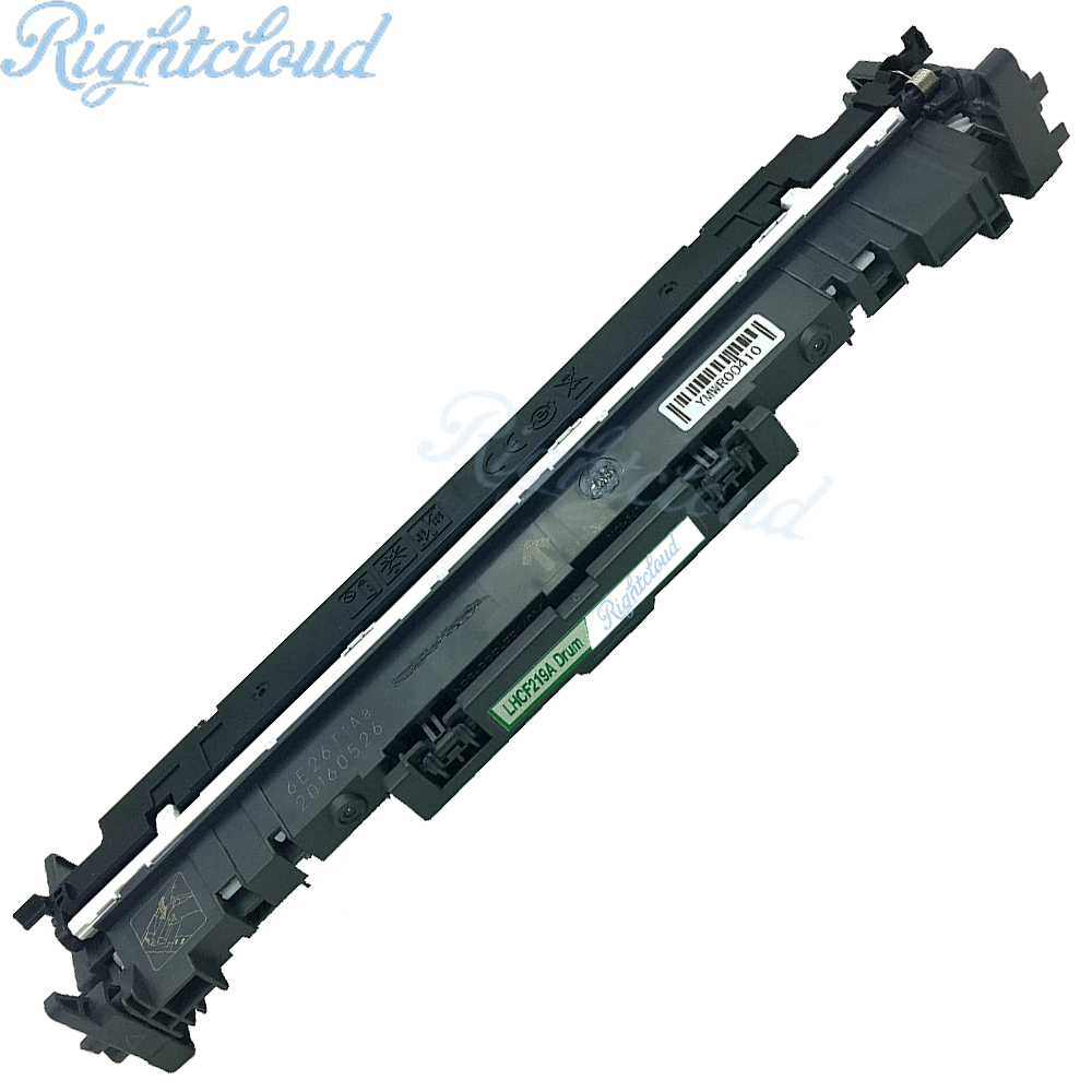 HISAINT HOT Listing Compatible Drum Cartridge Replacement for HP 19A CF219A Black Laserjet Pro M102w, M130fn, M130fw (1-Pack) cs 7553xu toner laserjet printer laser cartridge for hp q7553x q5949x q7553 q5949 q 7553x 7553 5949x 5949 53x 49x bk 7k pages