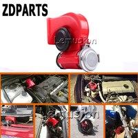 ZDPARTS For Mercedes Benz W203 W211 W210 W204 Audi A3 A4 B7 B8 B6 A6 C6 C5 Q5 Car Automobiles 12V 130db Two Tone Snail Air Horn