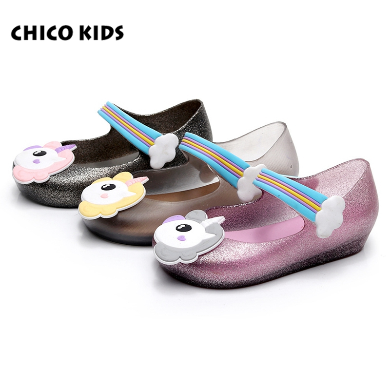 Children S Shoes With Unicorns