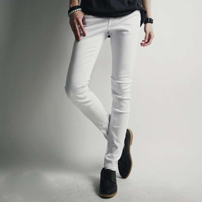 Aliexpress.com : Buy New Korean Style Men's Sexy Super Skinny ...