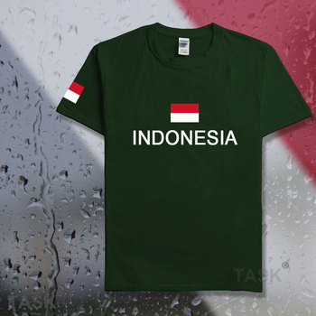 Republic of Indonesia T shirt man