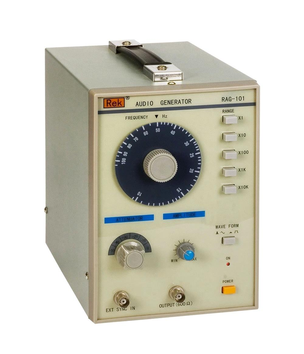 купить RAG101 Low Frequency Signal Generator 10Hz-1MHz Signal Audio Generator