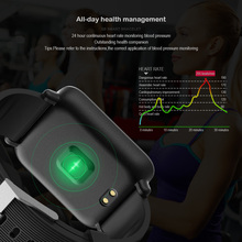 Q9 Blood Pressure Heart Rate Monitor Smart Watch