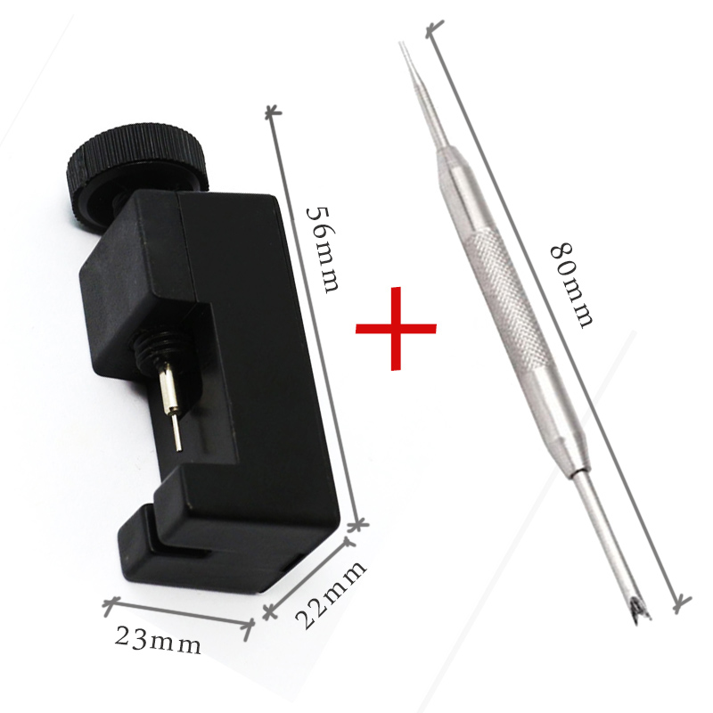 Adjuster Repair Tool with Watch Repair Tool Watch Link for Band Slit Strap Bracelet Chain Pin Remover Stainless Steel Watch Part (3)