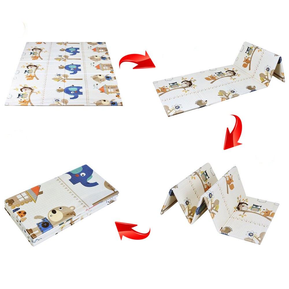 HTB1XUZrafvsK1RjSspdq6AZepXam XPE Baby Play Mat Toys For Children's Mat Kids Rug Playmat Developing Mat Baby Room Crawling Pad Folding Mat Baby Carpet