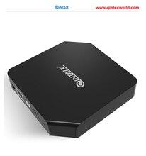 QINTAIX TV Box Amlogic 3 GB 32 GB Octa Core Android 7.1 OS BT 4.1 2.4 GHz + 5.0 GHz WiFi Mini PC Media Player Smart Set Top Box