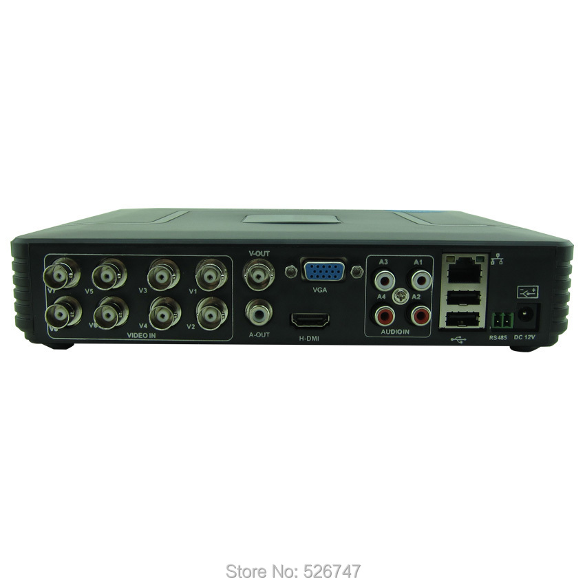 DVR 8 Channel A1108E-5