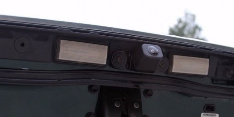 FOR Toyota Land Cruiser LC 100 120 200 V8 Prado Night Vision Rear View Camera Reversing Camera Car Back up Camera HD CCD (5)