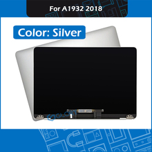 New Silver A1932 LCD Screen Complete assembly for Macbook Air Retina 13″ A1932 Display Assembly Late 2018 MRE82